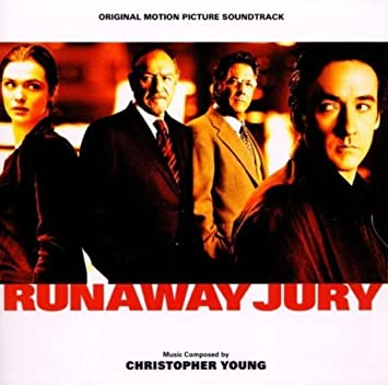 amazon runaway jury christopher young 輸入盤 音楽