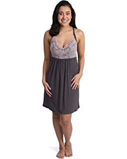 434c3eb6417 Ingrid   Isabel Women s Drop Cup Nursing Chemise.  63.56 -  68.00 · Kindred  Bravely Lucille Nursing Nightgown   Maternity Gown