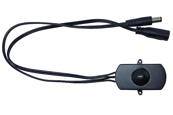 """LED Seguridad Kit de iluminación, 6 unidades, sensor de movimiento, 12 """""""
