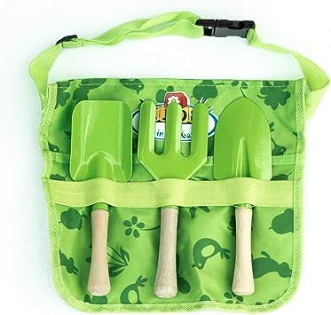 Antikas - cinturón Herramientas Infantil para jardín - Herramientas Juguete niños - cinturón con Herramientas: Amazon.es: Juguetes y juegos