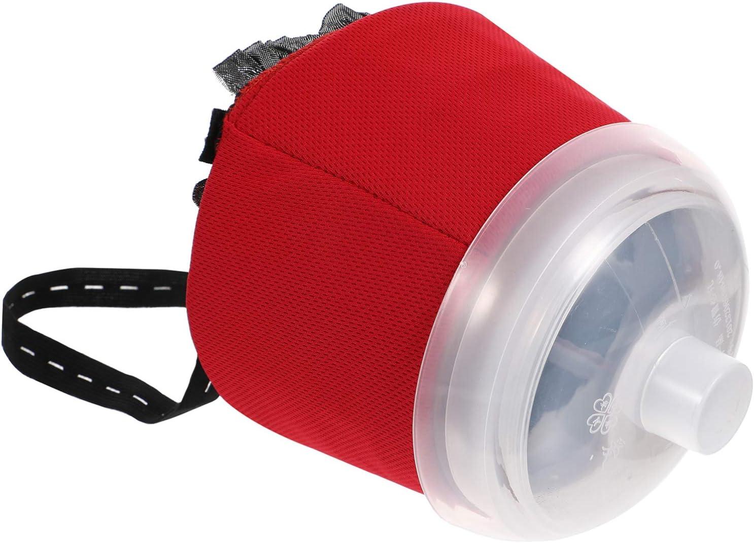 HEALLILY Moxibustión Cubierta de Humo Filtro Moxibustión Quemador Titular Purificador de Aire Chino Moxa Cubierta para Moxibustión Conos de Moxa