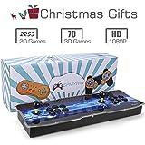 Spmywin 3D Pandora 7 Arcade Video giochi Console Game System 1080P 2323 Giochi Supporta giochi 3D Funzione elenco intelligente