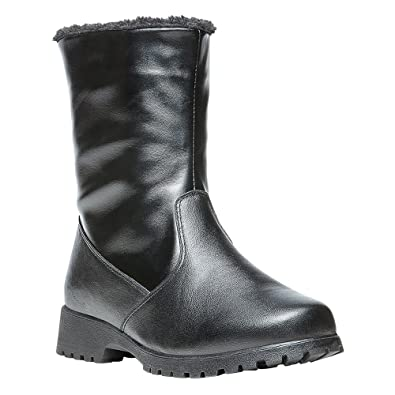 Women's Madison Leather Mid Boots