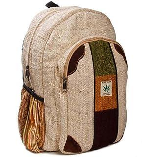 Rucksack aus Hanf, cultbagz Nepal Hand Made, Rolpa HB-005