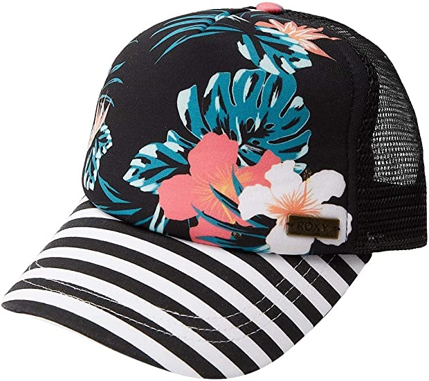 Roxy Water Come Down Trucket Hat Casquette Femme