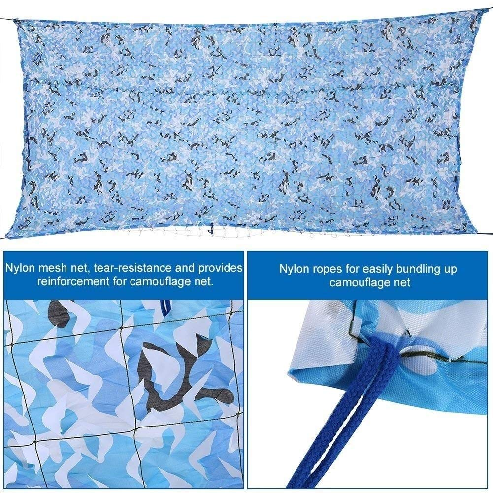 """Dobby Pin Spot Printed poly cotton Fabric ROYAL BLUE with WHITE SPOT 115cm 45/"""""""