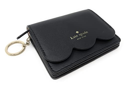 7218d7187d61 Amazon.com: Kate Spade Piper Magnolia Street Leather Wallet Key ...