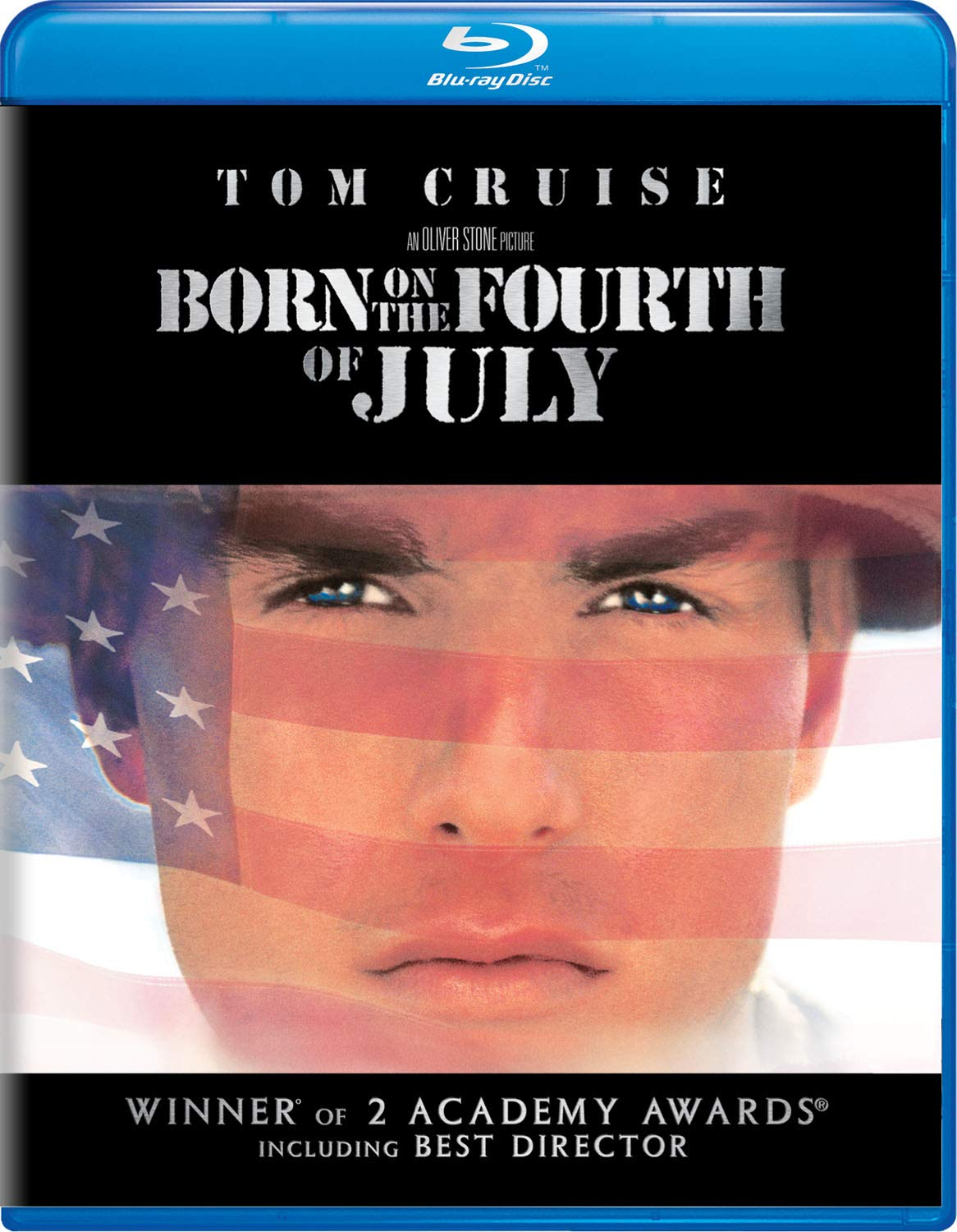 Blu-ray : Born On The Fourth Of July (Blu-ray)