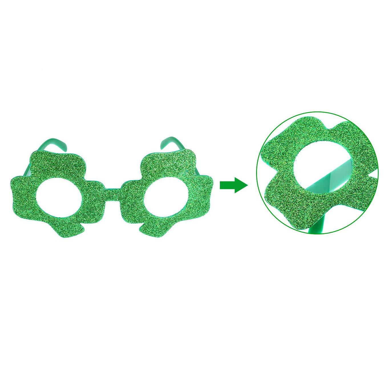 Amazon.com: Amarko - Juego de 2 accesorios para gafas de sol ...