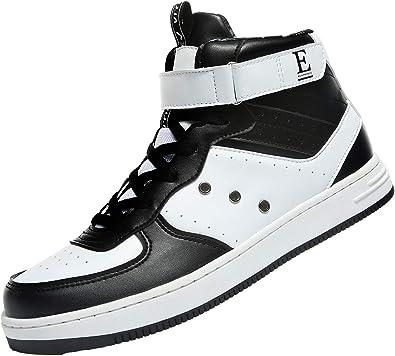 Elaphurus Mens Mid Basketball Shoes