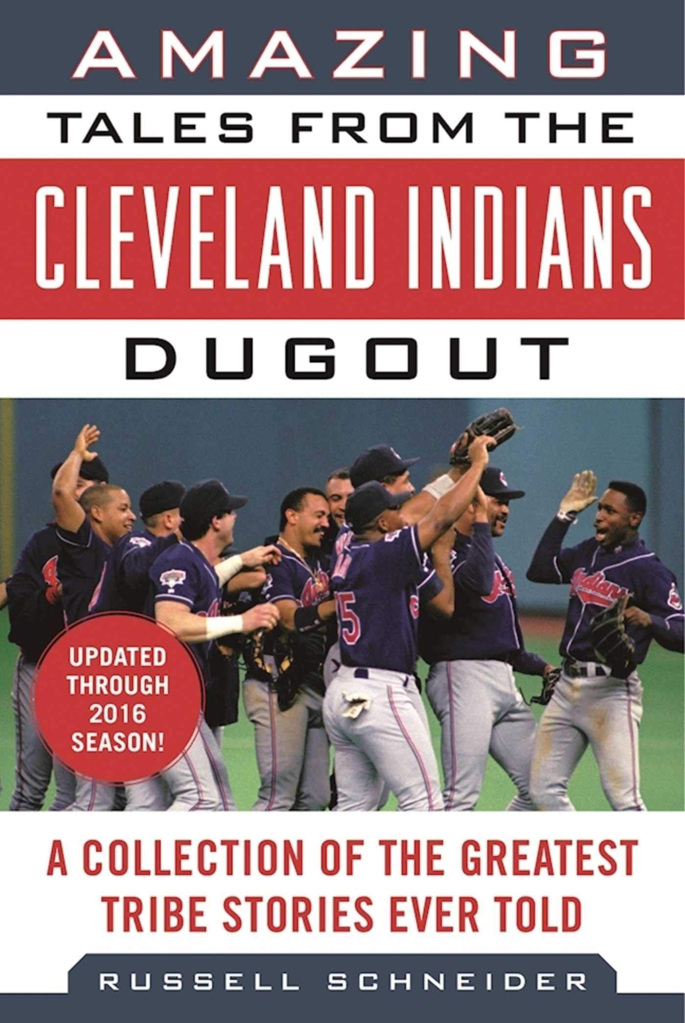Amazing Tales Cleveland Indians Dugout product image