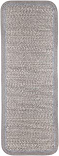 product image for Rhody Rug CC48R024X072S 2 x 6 ft. Casual Comfort Silvermist Banded Braided Rug44; Rectangle-Runner