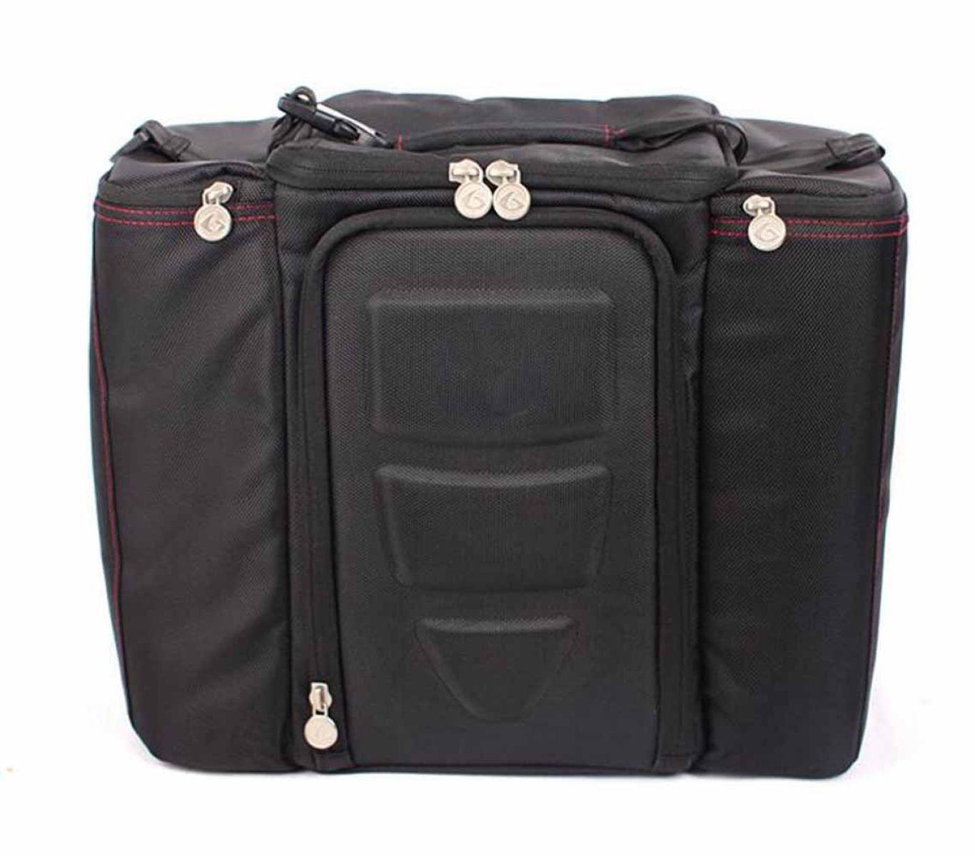Im Freien Bewegliche Kühltasche Isolierung Paket Gekühlt Mittagessen Tasche,Black
