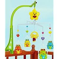 BabyGo Cot Mobile Cradle Musical Rattle for Babies Jhoomer