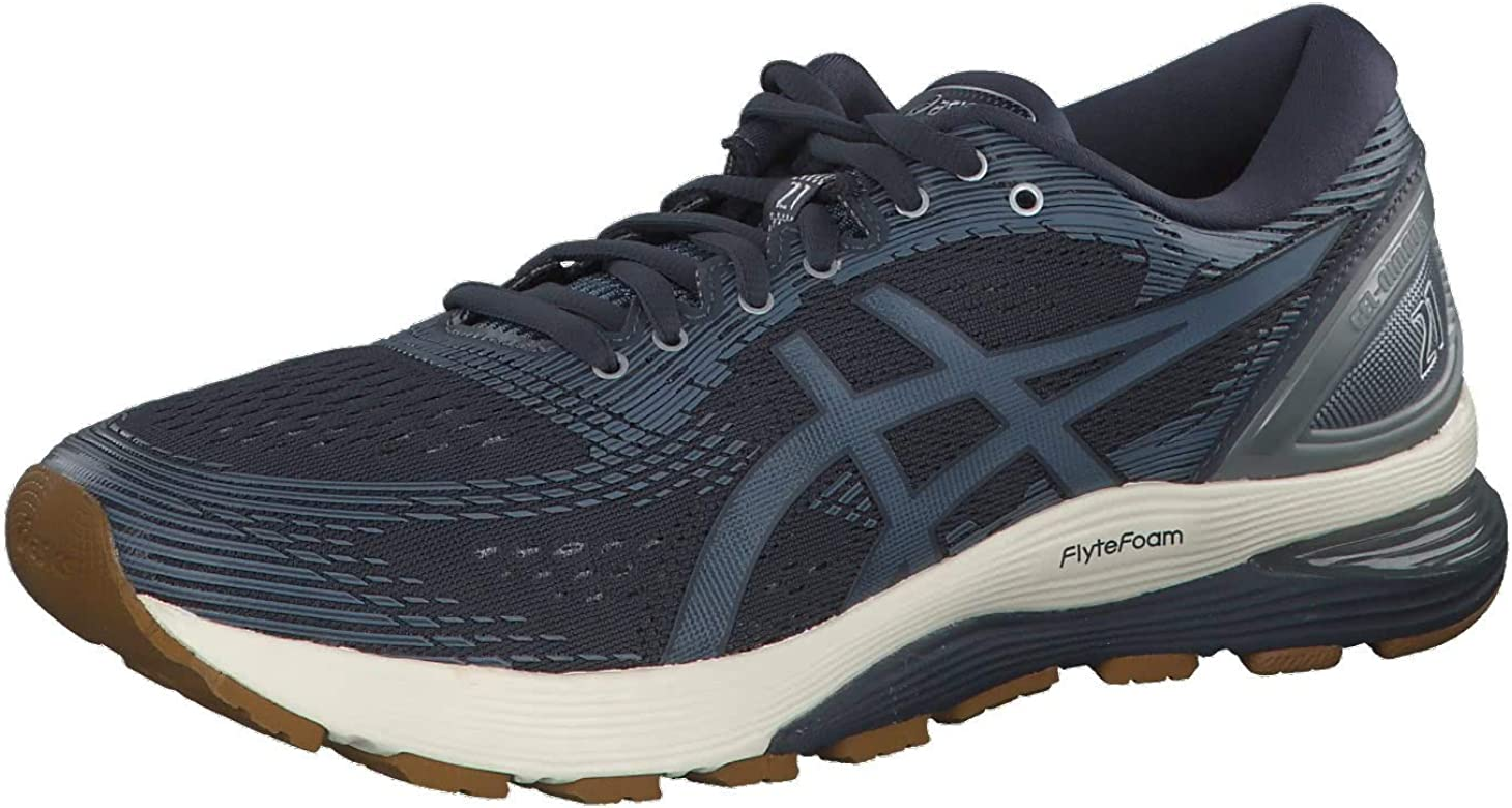 Asics Gel-Nimbus 21 Zapatillas para Correr - SS19-50.5: Amazon.es: Deportes y aire libre