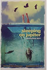 Sleeping on Jupiter Paperback