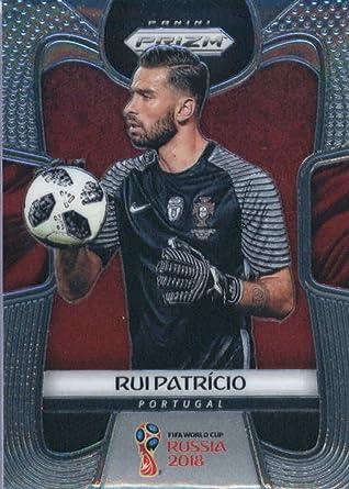 Panini Prizm WC 2014 parallèle REFRACTOR PRIZM BASE CARD # 155 Rui Patricio