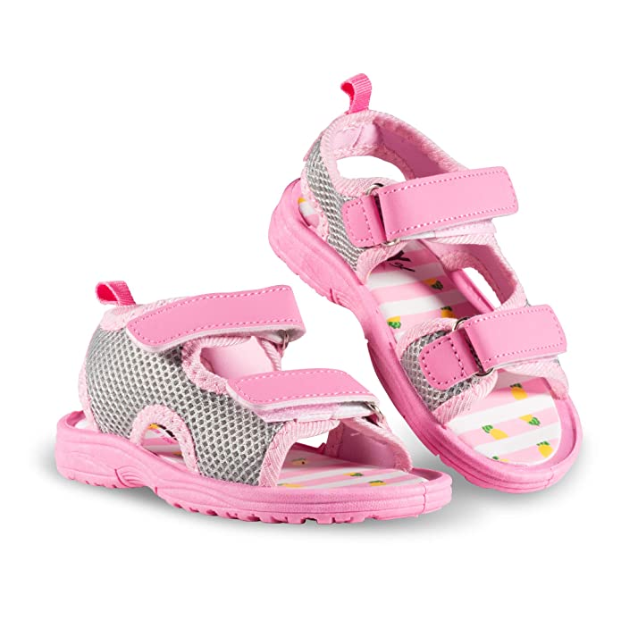 Chillipop Kids Hiking Sandals.