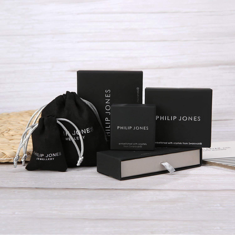 202fd1241 Gold Teardrop Earrings: Philip Jones: Amazon.co.uk: Jewellery