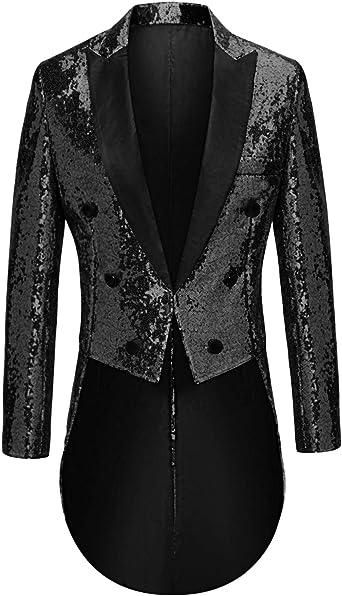 Boys 2 Pieces Tuxedo Suits Vintage Sequin Suit Party Performance Jacket /& Pants