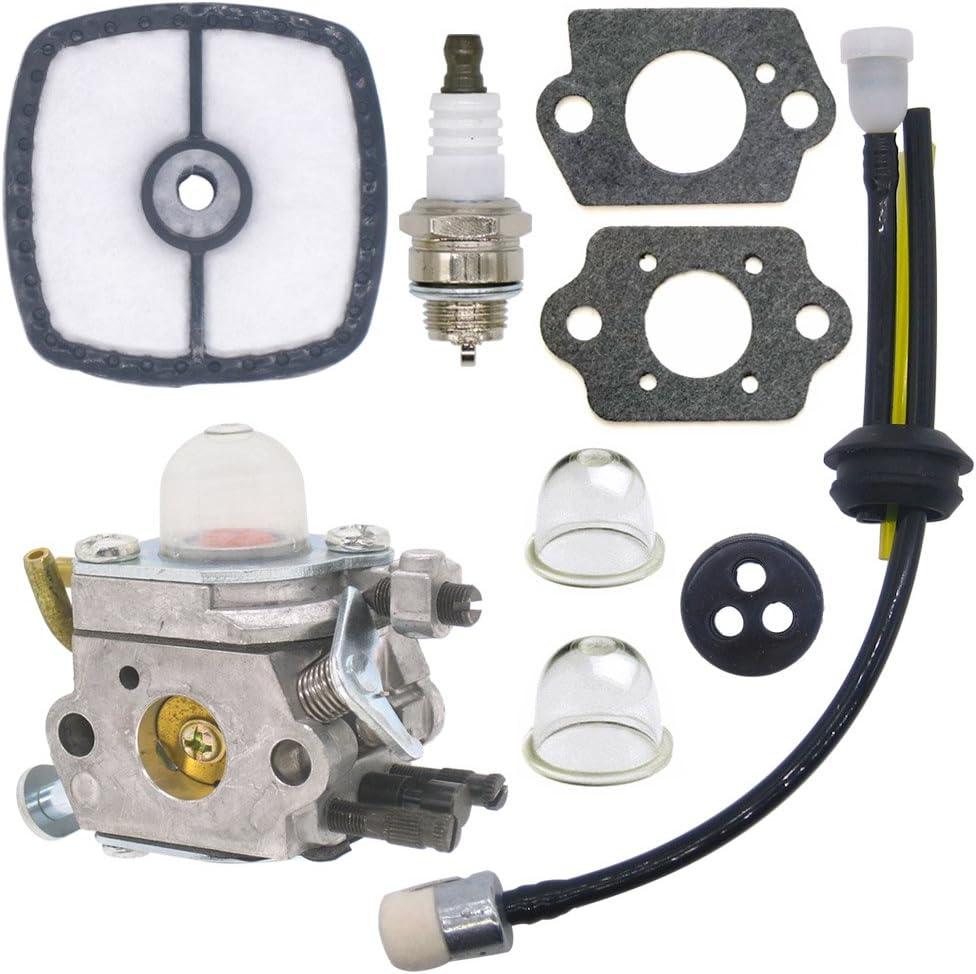 10x  Vergaser Membran für Zama A015002 C1 Carburetor Diaphragm