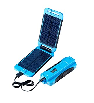 Amazon.com: exo-science Powermonkey Extreme 5 V y 12 V Solar ...