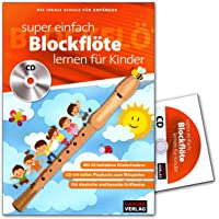 Super Fácil Flauta Aprendizaje para niños–Escuela Ideal