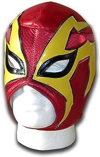 Luchadora  Shoker Masque Lucha Libre Wrestling Catch Mexicain
