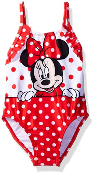 Amazon.com: Disney Little Girls Minnie Mouse infantil Traje ...