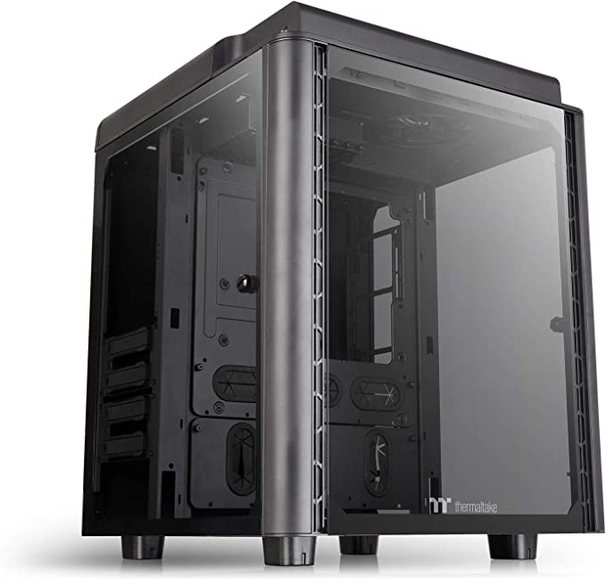 Thermaltake Level 20 HT E-ATX Full Tower PC Chassis Tempered Glass: Amazon.es: Informática