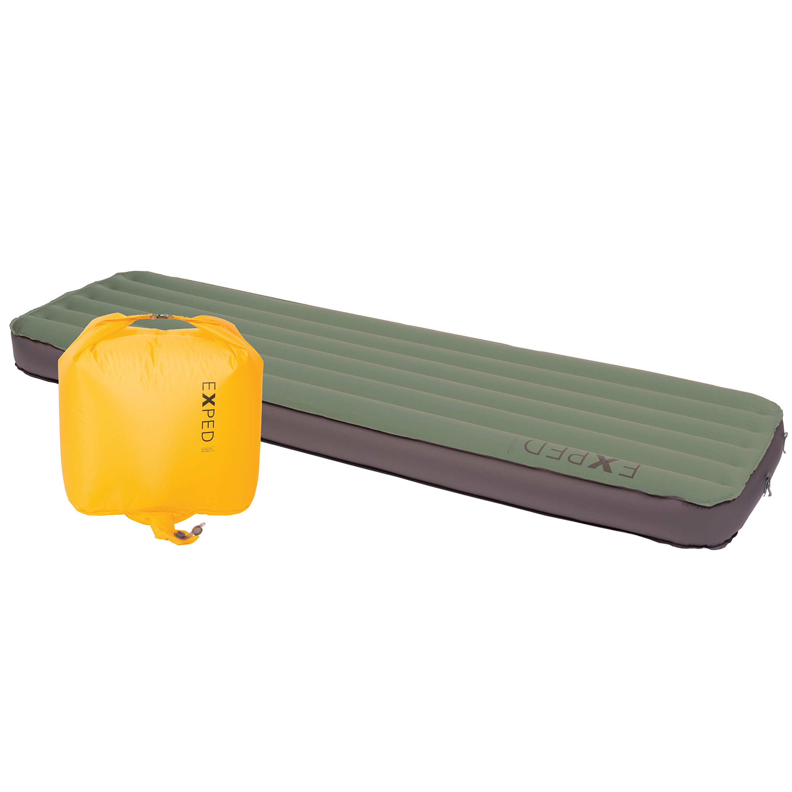 Exped MegaMat Lite 12 Sleeping Pad, Green, Medium by Exped
