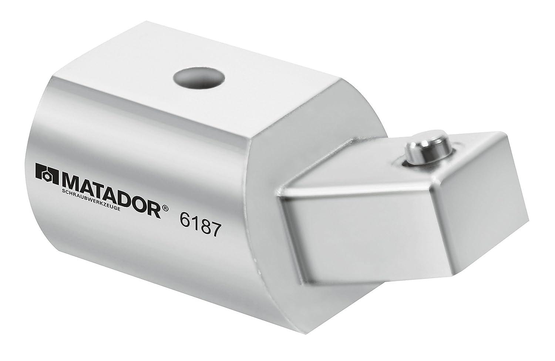 MATADOR 6187 0004 Einsteck-Adapter 20/° 9x12 mm