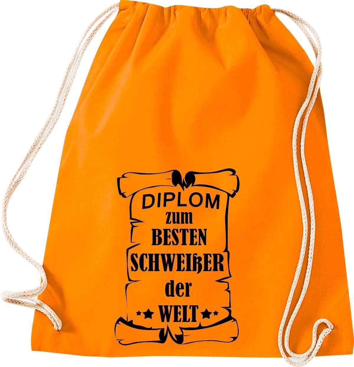 Camiseta stown Turn Bolsa Diploma el mejor del mundo soldar