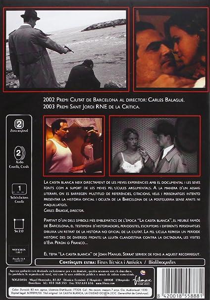 Amazon.com: La Casita Blanca (La Ciutat Oculta) [Import espagnol]: Movies & TV
