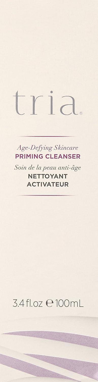 Tria Beauty Priming Cleanser, 3.4 fl. Oz.