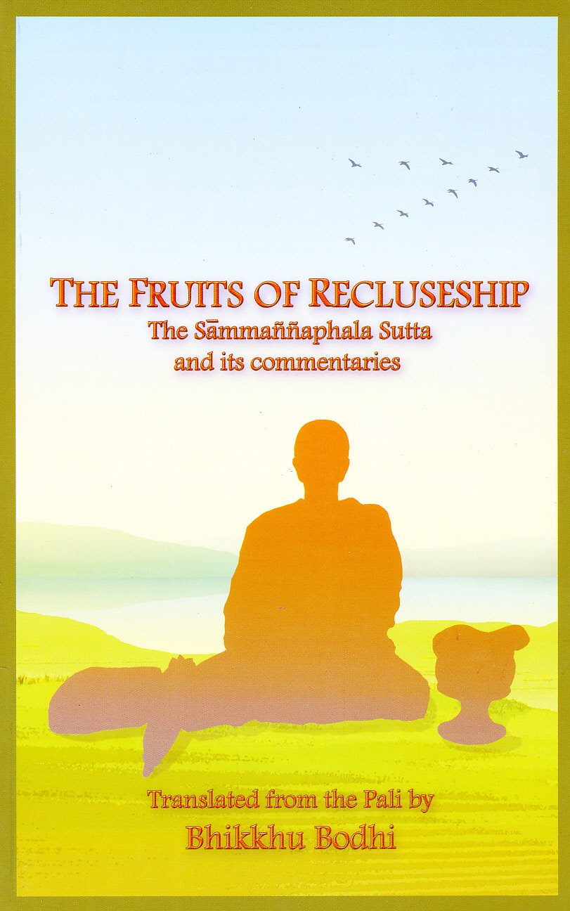 Bodhi Fruits of Recluseship cover art