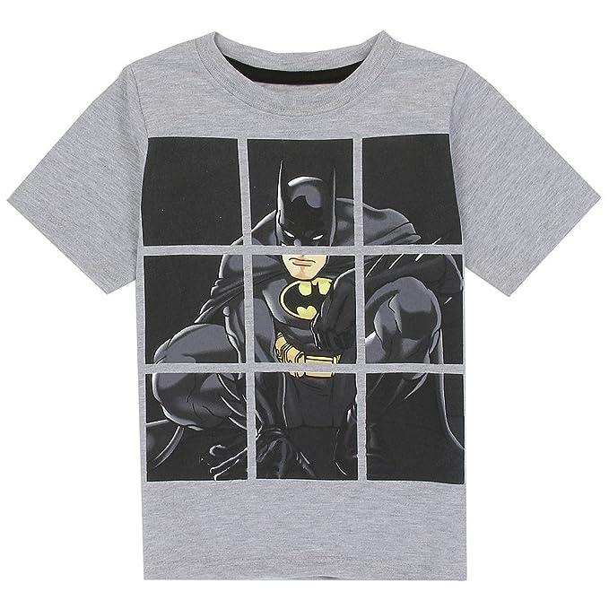 e8948436593 Amazon.com  DC Comics Little Boys  Batman Creep Tee  Clothing
