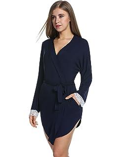 Leisureland Women s Knit Robe 7718735d4