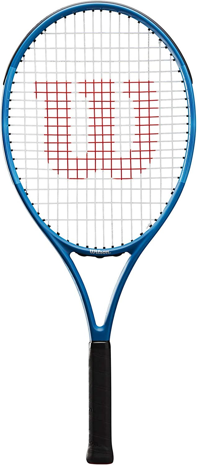 Wilson Tennis Racket WR027610U Ultra Team Junior Players AirLite Alloy, Blue
