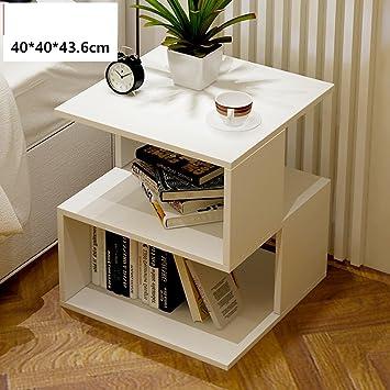 Table De Chevet Moderne.40x40x44cm Table De Chevet Moderne Table De Chevet