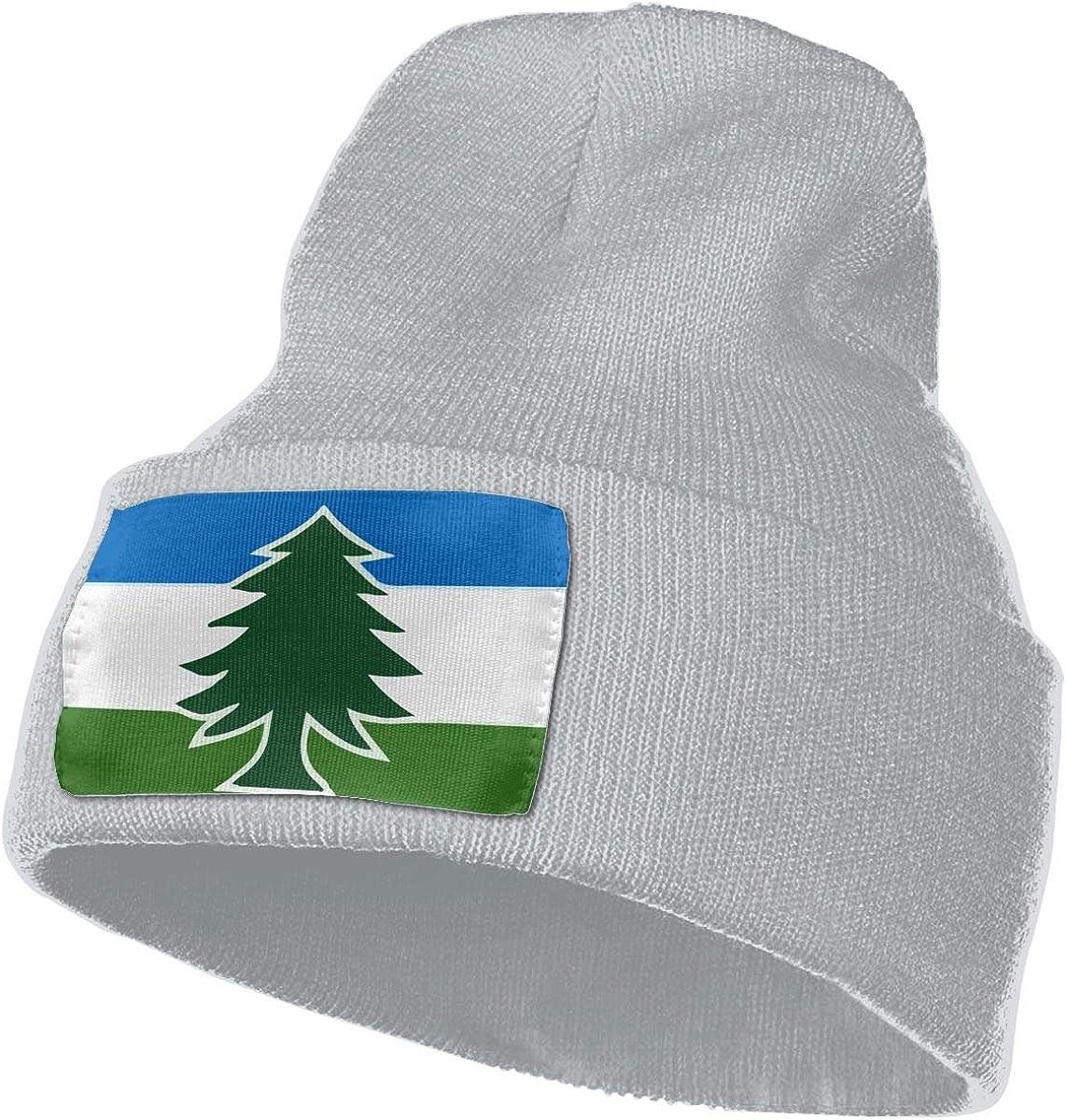 TAOMAP89 Variation of The Doug Flag Men /& Women Skull Caps Winter Warm Stretchy Knitting Beanie Hats