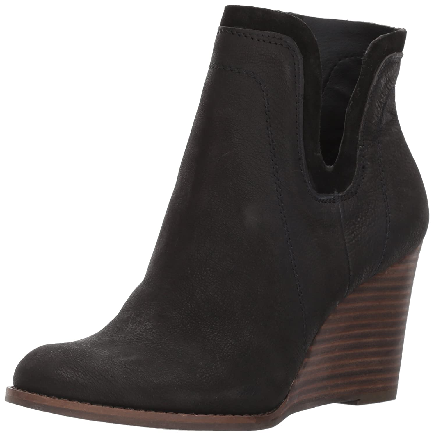 Lucky Brand Women's Yenata Fashion Boot B06XCLG1J9 9.5 B(M) US|Black