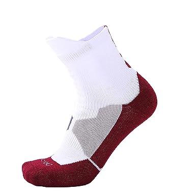 Amazon.com: J.M profesional de deportes calcetines de ...