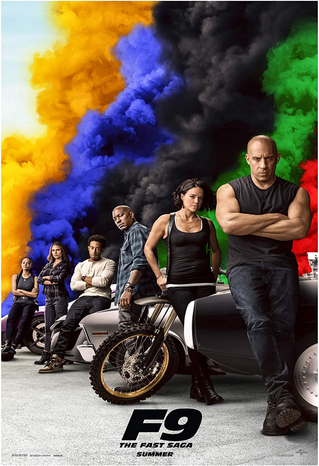 Fast & Furious 9 (2021) Hindi Dubbed Official Trailer 2 1080p HDRip Download