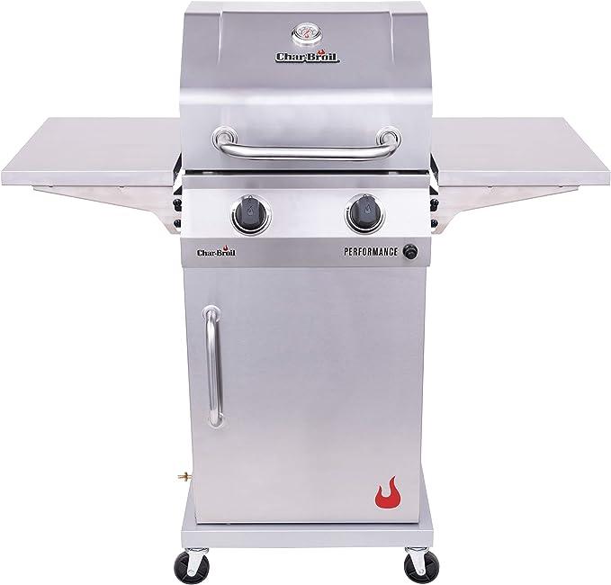 Char-Broil 463660421 Performance 2-Burner Cabinet Style Liquid Propane Gas Grill - Best Design