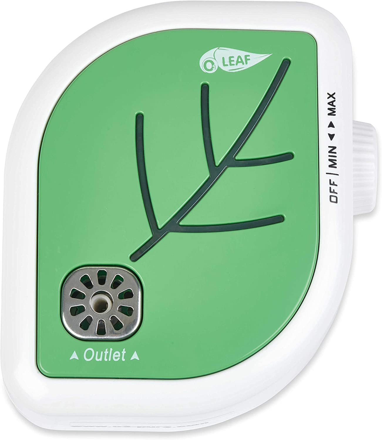 O3 LEAF Plug-In purificador de Aire iónico Ajustable: Amazon.es: Hogar
