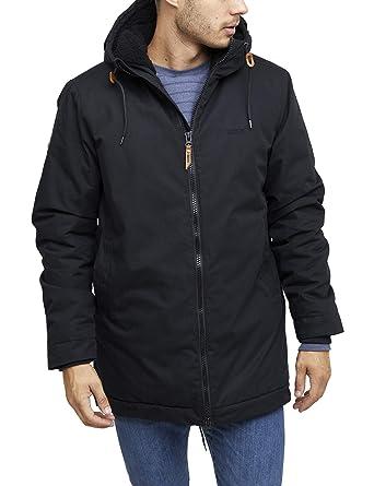 59d22d39613365 mazine Chester Parka - Herren Streetwear - Winterjacke  Amazon.de   Bekleidung