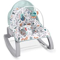 Fisher-Price GHY58 Deluxe Infant-to-Toddler Rocker