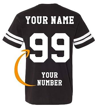 c3ff66977d9 Amazon.com  MavenTee Men Custom Jersey