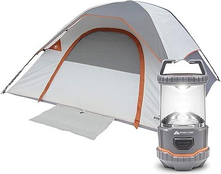 Ozark Trail 3 Personas Camping Dome Tienda de campaña Bundle ...